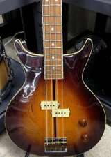 Used! Washburn Vulture B-Model Bass Sunburst