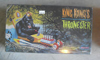 Polar Lights King Kong Thronester Vehicle Model Kit NIB