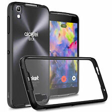 Rigid Plastic Cases & Covers for Alcatel-Lucent Mobile Phones