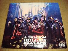 A MILLION DOLLAR MIXTAPE - Hip Hop Suspects  (2 CDs)  JAY-Z KANYE WEST EMINEM 50
