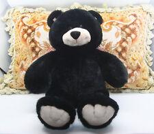 So Cute! Super Soft! Super Cuddly! Build A Bear Black Teddy Bear Stuffed Animal