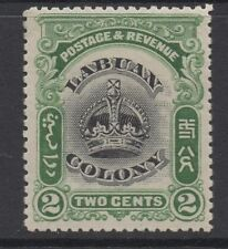 Mint Hinged North Bornean Stamps