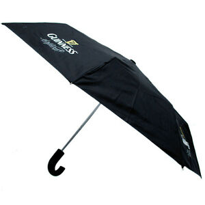 Genuine Guinness Mens Gents Umbrella Self-Opening 2066