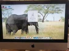 "Apple iMac 3.2GHz Core i3, 8GB RAM, 1TB HDD, 21.5"", 2010"