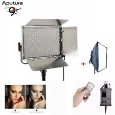 Aputure Light Storm LS 1S V-Mount 5500K 2.4G Wireless LED Light Panel + Softbox