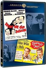 Fibber McGee and Molly: Double Feature - Here  (2014, DVD NIEUW) DVD-R3 DISC SET