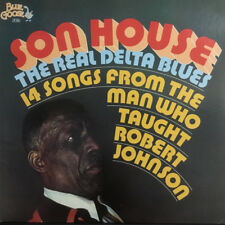 Son House THE REAL DELTA BLUES Blue Goose Records NEW SEALED VINYL RECORD LP
