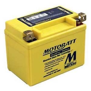 Motobatt high performance battery Suzuki RGV250 VJ21 VJ22 2st 1989-1998
