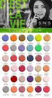 SNS Nail Color Dipping Powder C'EST LA VIE & INDIAN SUMMER COLLECTION LV & IS