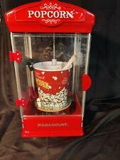 Paramount P-80 Popcorn Maker Machine - Red