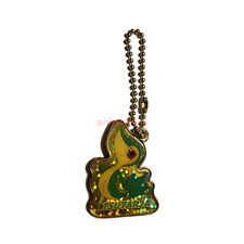 Pokemon Metal Collection BW Keychain - SNIVY Charm Nintendo Tomy 2011 Sun Moon