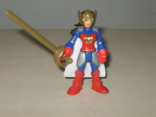 DC Super Friends Imaginext FLASHPOINT WONDER WOMAN Mystery Bag Series 4 Loose