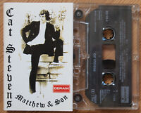 CAT STEVENS - MATTHEW & SON (DERAM 8205604) 1992 EUROPE CASSETTE COMPILATION