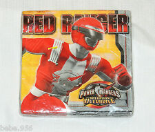 NEW ~POWER RANGERS OPERATION OVERDRIVE 16  LUNCH NAPKINS PARTY SUPPLIES