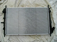 Ford MONDEO Mk3 Duratorq/Diesel RADIATOR  ASSY,NEW ,Genuine Ford Part 1671797