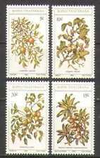Bophuthatswana 1980 Fruit/Plants/Trees/Nature 4v n22667