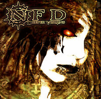 NFD Deeper Visions CD + 4 videos ex-Fields of the Nephilim gothic ECD new sealed
