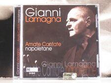 GIANNI LAMAGNA - AMATE CANTATE NAPOLETANE CD COME NUOVO LIKE NEW