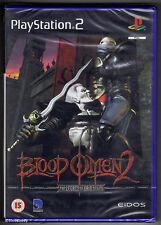 PS2 Blood Omen 2 (2002), UK Pal, Brand New & Sony Factory Sealed