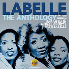 Labelle - The Anthology     2- cd (Sarah Dash ,Nona Hendryx,Patti LaBelle)
