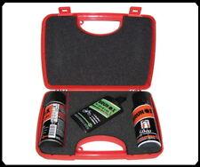 Geschenk-Box Brunox 3 verschiedene Pflegemittel, Federgabelspray Rock Shox usw.