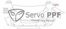 Precut 3M PRO Series Clear Bra Kit for 18+ Ford Explorer