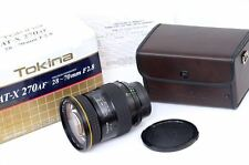 SHARP! - Boxed Tokina 28-70mm f/2.8 AT-X Professional Zoom Lens for Nikon FX