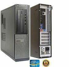Lot of 3 Dell Computer 390 Core i5-2400 DESKTOP 3.10Ghz 8Gb Ram 250Gb NO OS
