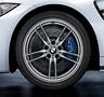 4 Orig BMW Winterräder Styling 641 M 235/35 R19 91V 72dB M2 F87 M+S 10