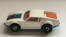1975 Matchbox Lesney Superfast #8 De Tomaso Pantera Good Condition