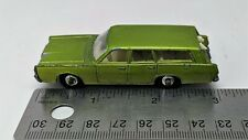 Lesney Matchbox - #55/73 - Green Mercury Station Wagon (loose)