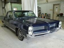 1964 Pontiac Bonneville Power Windows, Power Seats