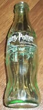 1996 Harry Potter Coca-Cola Classic Coke bottle 8 oz empty Chamber of Secrets