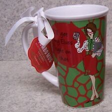 Jumbo Coffee Mug I'll Get My Elves Right On That NEW 22 ounce cup with gift box