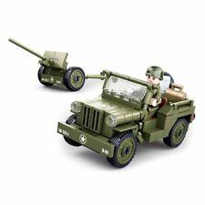 (X) Sluban 0853 - Jeep - Neu
