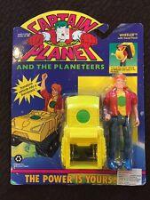 Vintage Tiger 1991 Captain Planet Wheeler w/ Tread Pack