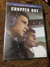 CHOPPER ONE THE COMPLETE SERIES New Sealed 2 DVD Set