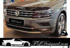 2018+ Volkswagen Tiguan Allspace - Dark Tint Bonnet Protector, guard,shield