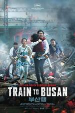 DVD KOREAN MOVIE TRAIN TO BUSAN ENGLISH SUBTITLE