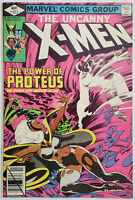 Uncanny X-Men 127 VF- Dark Phoenix Saga / Proteus App Marvel 1979
