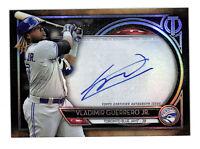 2020 Topps Tribute Vladimir Guerrero Jr 177/199 auto autograph card Blue Jays