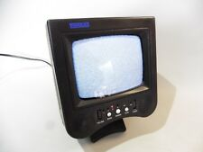 OLD MINI TELEVISION BLACK AND WHITE VISIOLUX EL 76/905 WORKS