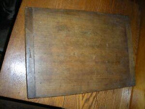 Vintage Wooden CUTTING BOARD