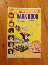 Richie Rich Bank Book #2 Low Grade