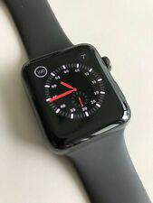 Apple watch series 3 42mm Edition grey Ceramic GPS + Cellular AppleCare +