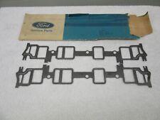 NOS 1957-1977 Ford 390 427 428 Intake Manifold Gasket Set C6AZ-9433-E     dp
