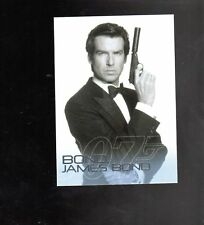 James Bond 50th Anniversary series 2 BJB17  card