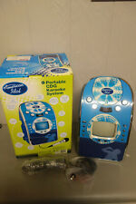 American Idol Portable Karaoke machine Al145 Missing Disc