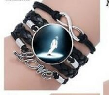 Michael Jackson Leather Bracelet New