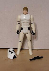 Vintage Kenner Star Wars! Luke Skywalker Stormtrooper! POTF Last 17! 1984!